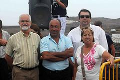 LAS FIESTAS DEL AGUAPATA EN EL ISLOTE LLEGARON A SU FIN