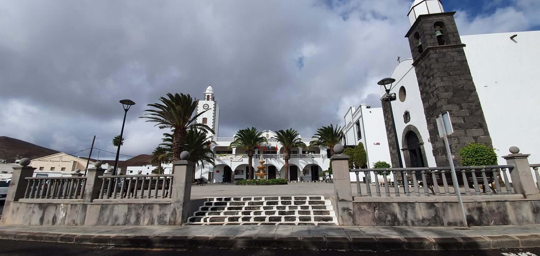 Ayuntamiento de San Bartolomé: Decreto Regulador del Servicio en la Administración